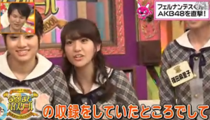 大島優子、番組宣伝