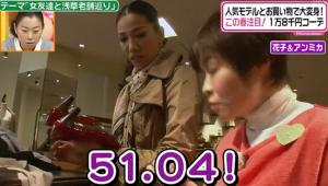 少数計算をミスする山田花子