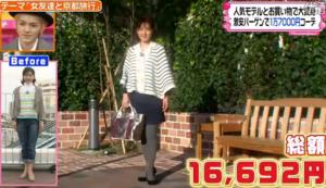 生稲晃子、ファッションコーディネートのテーマ「脱アイドルコーデ」