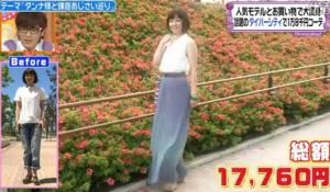 藤田朋子、ファッションコーディネートのテーマ「セクシーで華やか最先端鎌倉デートコーデ」