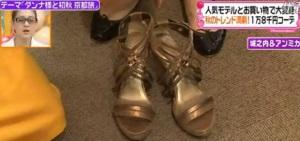 ABCC-MART、靴