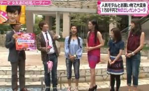 藤井恒久、植松晃士、立花理佐、アンミカ、はしのえみ、前田典子