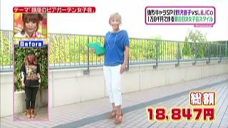 野沢直子、ファッションコーディネートのテーマ「リラックス&クール」