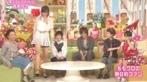 いとうあさこ、吉木りさ、山田花子、三浦翔平、久本雅美、百田夏菜子の衣装