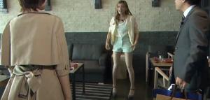 吉瀬美智子、ローラ、安住紳一郎の衣装(服装、洋服、ファッション)のキャプチャー画像