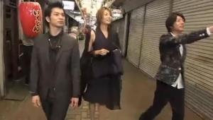 松本潤(嵐)、米倉涼子、相葉雅紀(嵐)の衣装(服装、洋服、ファッション)