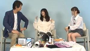 谷原章介、石原さとみ、大島優子(AKB48)の衣装(服装、洋服、ファッション)のキャプチャー画像