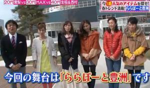 藤井恒久、平愛梨、MAX(MINA、NANA)、生稲晃子、西村知美