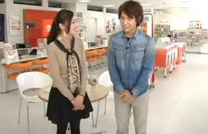 吉木由美、渡辺裕太