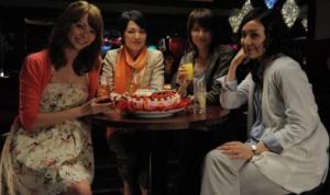 香里奈、板谷由夏、吉瀬美智子、麻生久美子
