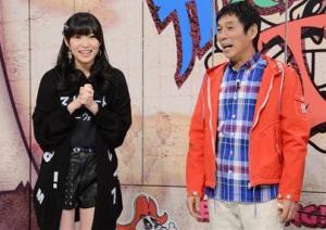 指原莉乃(AKB48)、明石家さんま