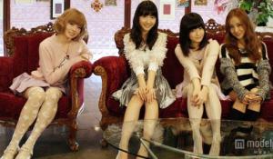 きゃりーぱみゅぱみゅ、AKB48(柏木由紀、島崎遥香、板野友美)