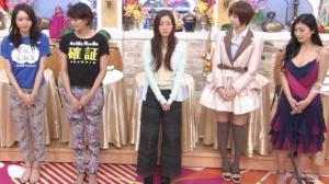 新垣結衣、榮倉奈々、蓮佛美沙子、篠田麻里子(AKB48)、壇蜜