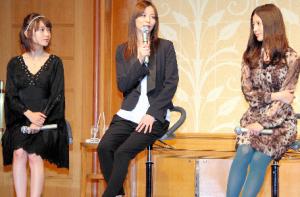 大島優子(AKB48)、香里奈、吉高由里子