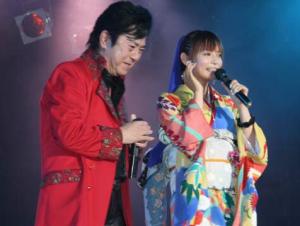 水木一郎、中川翔子