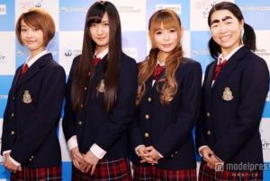 SAORI、橋本楓、中川翔子、イモトアヤコ