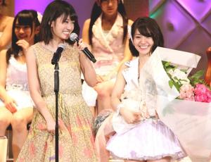 AKB48(前田敦子、大島優子)
