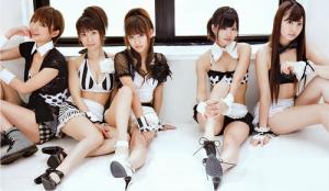 AKB48(篠田麻里子・大島優子・高橋みなみ・前田敦子・小嶋陽菜)