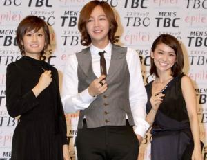 前田敦子(AKB48)、チャン・グンソク、大島優子(AKB48)