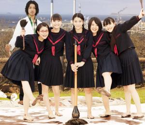 金子ノブアキ、高畑充希、山下リオ、成海璃子、桜庭ななみ、小島藤子