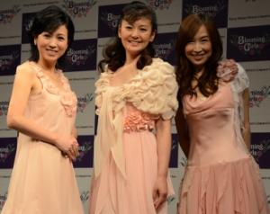 Blooming Girls(西村知美、南野陽子、森口博子)