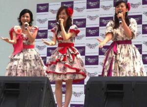Blooming Girls(西村知美、森口博子、南野陽子)