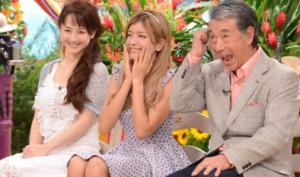 相田翔子、ローラ、高田純次
