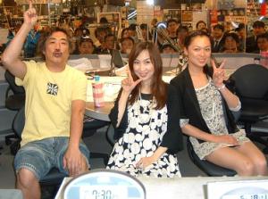 ケイザブロー、森口博子、いとう麻見