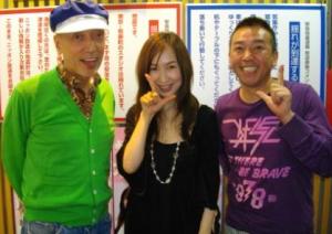 テリー伊藤、森口博子、林家たい平