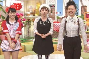 百田夏菜子(ももいろクローバーZ)、久本雅美、いとうあさこ