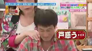 戸惑う吉田栄作