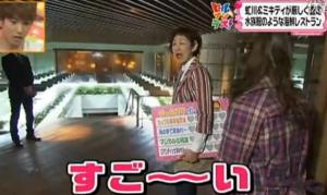 藤本美貴(モーニング娘。)、虻川美穂子(北陽)が入店