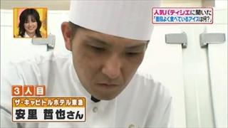 安里哲也(ザ・キャピトルホテル東急)