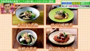 タイガーIH炊飯ジャーの料理メニュー
