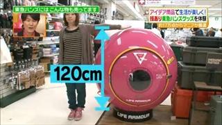 直径120cm