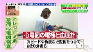 心電図の電極と血圧計