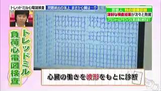 心臓の働きを波形をもとに診断