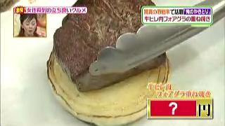 100gのヒレ肉