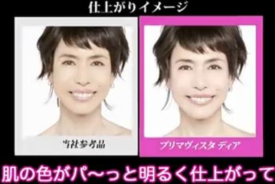 顔色のイメージ比較