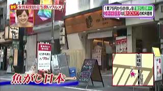 魚がし日本一新橋駅前店