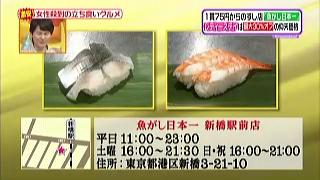 魚がし日本一の場所