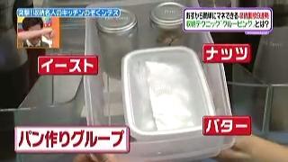 冷蔵庫のグルーピング