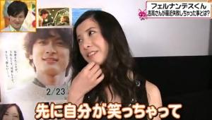 吉高由里子の思い出し笑い