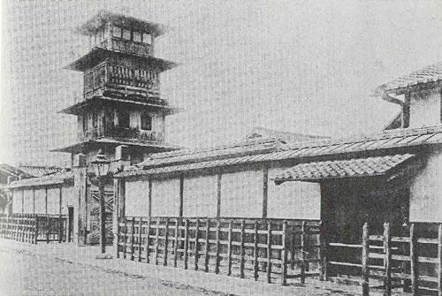 山階宮望楼