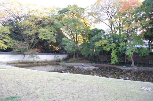閑院宮邸庭園