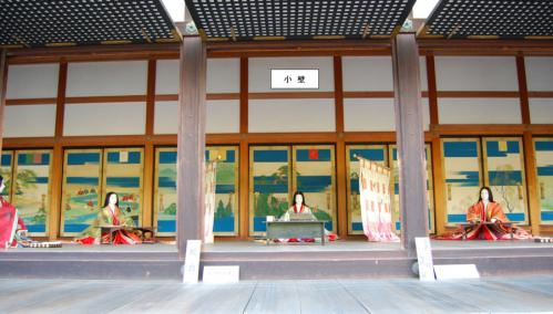 小壁2(京都御所)