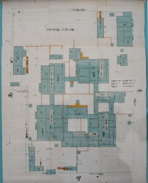 徳大寺家指図