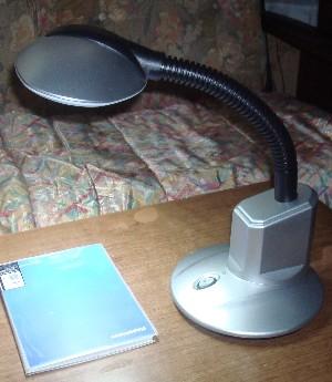 充電式スタンド
