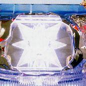 死兆星ランプ