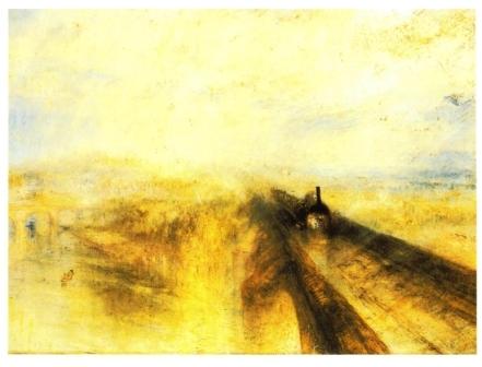 雨、蒸気、速度-グレート・ウェスタン鉄道